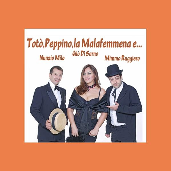 Toto',Peppino,la malafemmena e…